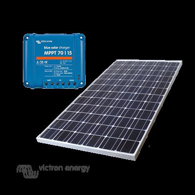 Solární komplet Victron Energy pro karavany a obytné vozy