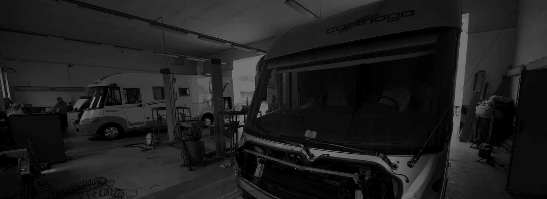 Pečujeme okaravany aobytné vozy