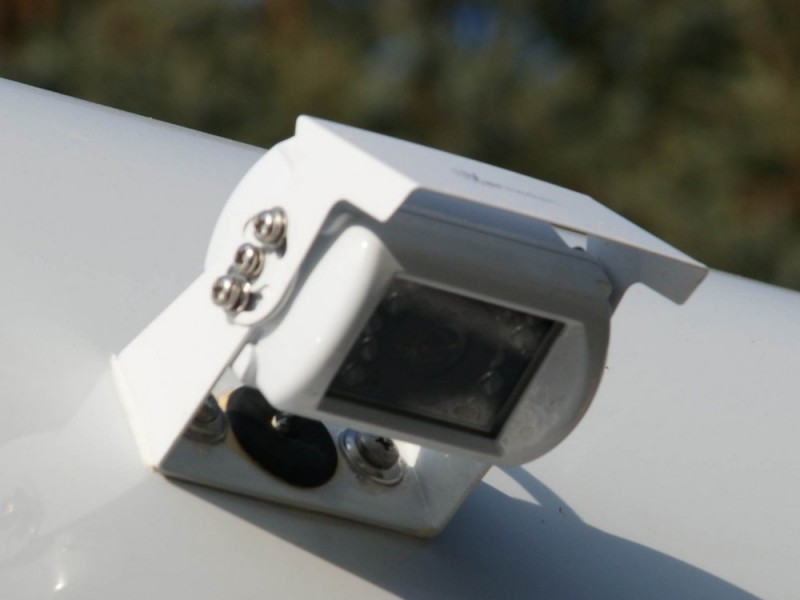 Couvací kamera