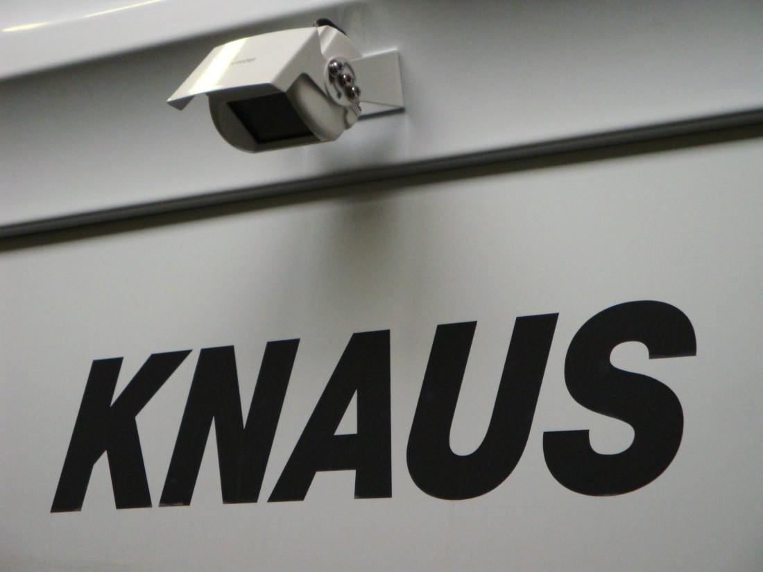 Knaus parking senzor