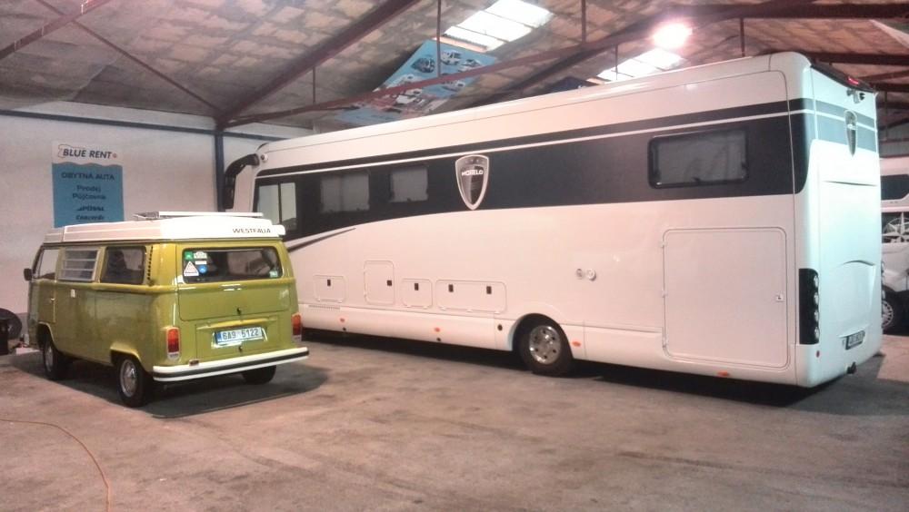 VW T2 a Morelo