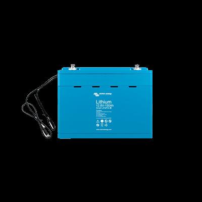 Lithiové baterie pro karavany a obytné vozy